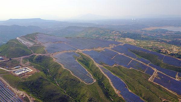 森源新能源分布式光伏电站